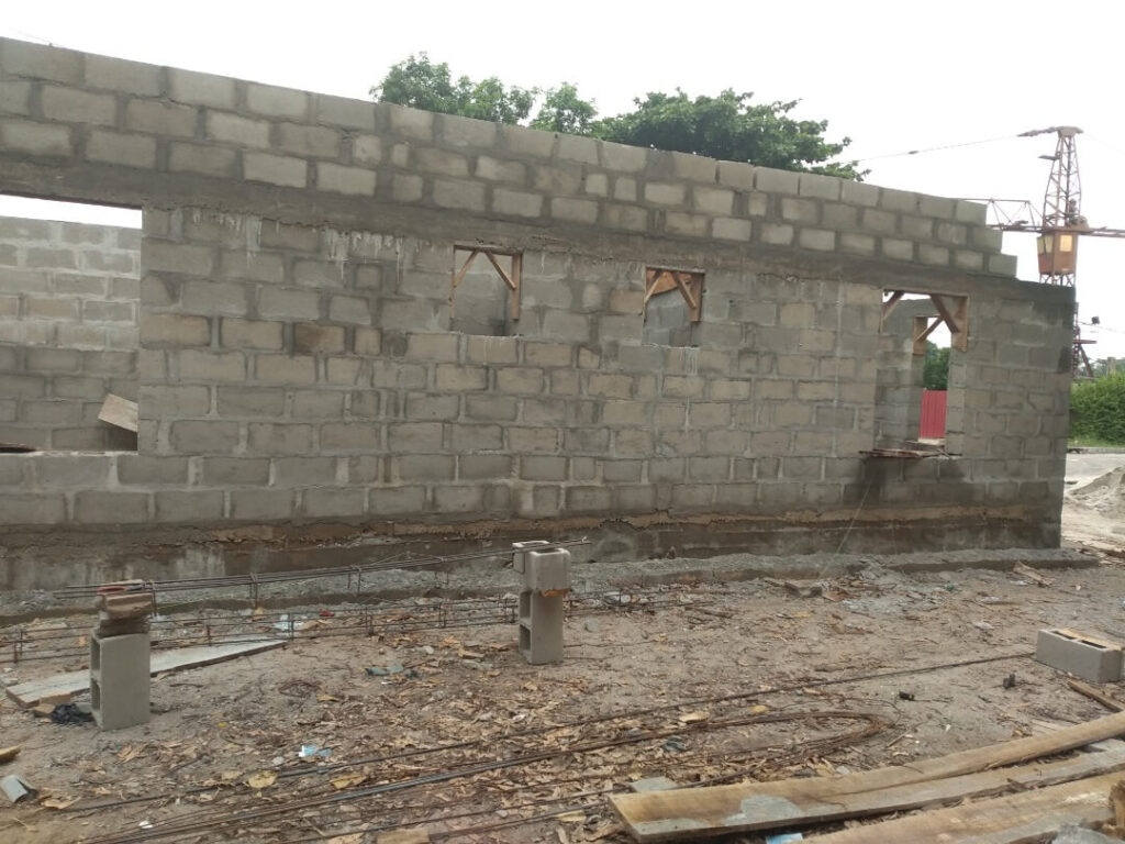 our building project